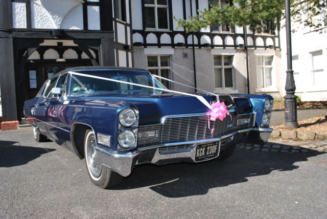 WEDDING CARS Available Classic Cadillacs 1968 &1970 Cadillacs Fleetwood