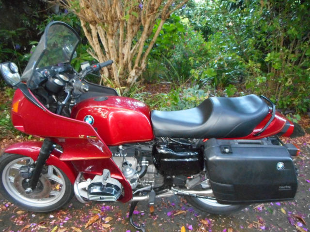 BMW 1993 R100LT (Luxury Tourer)