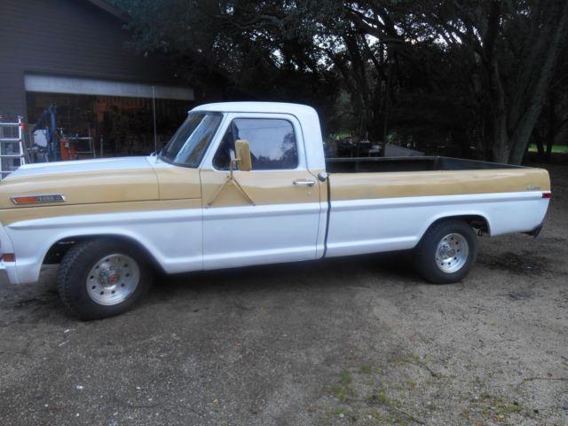 1970 ford f100 pickup