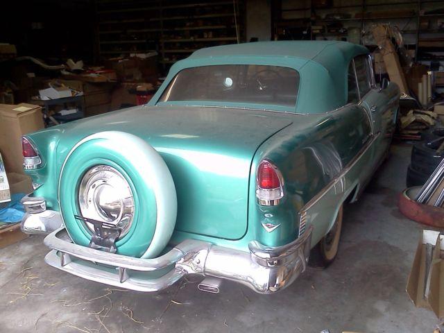 1955 chevy belair convertible
