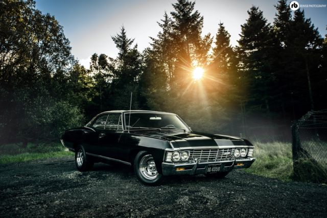 1967 Chevy Impala / Caprice Supernatural Chevrolet Muscle Car (Caprice)