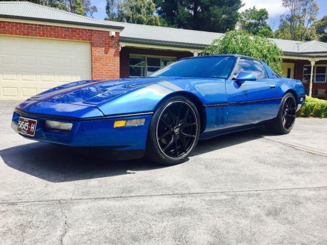 Corvette '86