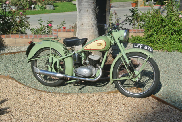 Cool!!!!!  Original??  BSA. Bantam. D1.