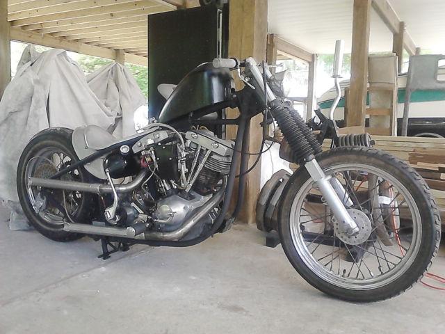Harley Bobber / Chopper