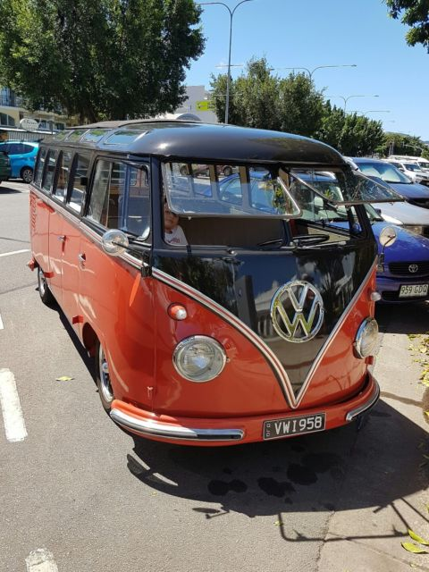 1958 VW KOMBI 23 Window Samba Bus