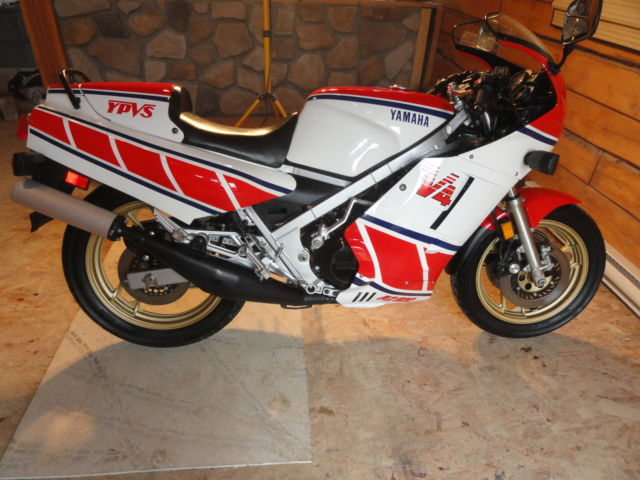Yamaha RZ500 YPVS RD500  RZ350LC RD350LC 1260 miles unrestored