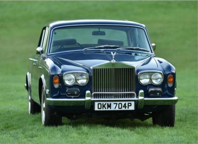 1975 Rolls-Royce Silver Shadow I