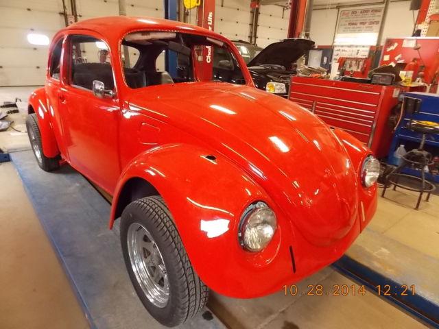 1968 Volkswagen Beetle - Classic