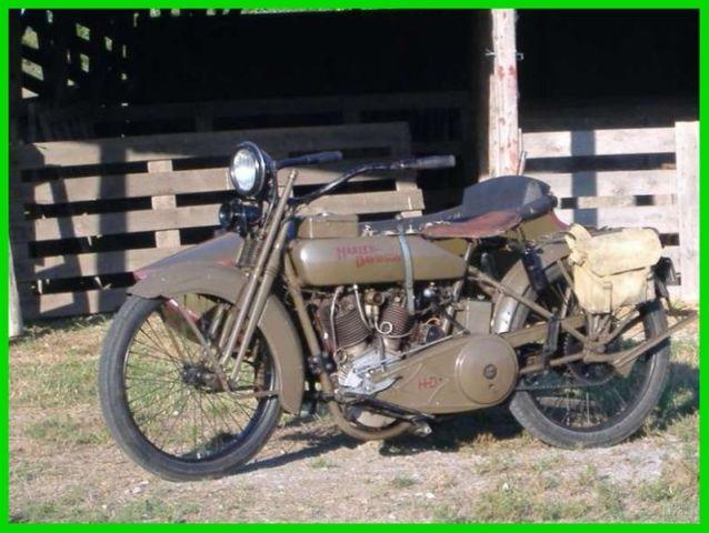 1923 Harley-Davidson® J