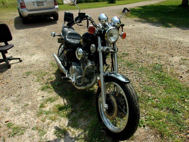 1984 Yamaha Virago For Sale Reynoldsville, Pennsylvania