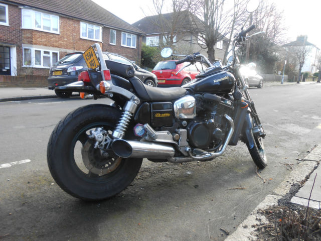 1986 KAWASAKI ZL 1000 ELIMINATOR: Classic Muscle Bike, Very Rare, Japanese Bike
