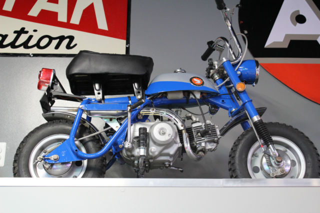 1969 HONDA Z50 MINITRAIL RESTORED 50CC MOTORCYCLE VERY LOW RESERVE