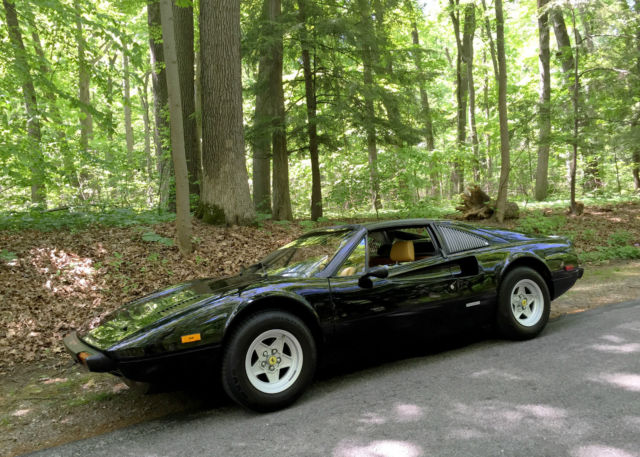 1978 Ferrari 308 GTS, fresh service, very well documented, two owner