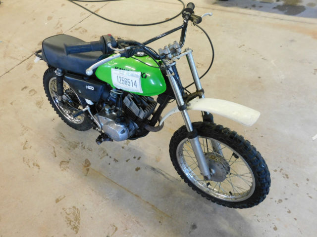 1970 Kawasaki KD100M NO TITLE - OFF ROAD CYCLE T1256514
