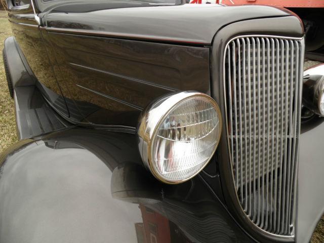 1934 ALL STEEL Ford VICKY rust free STREET ROD