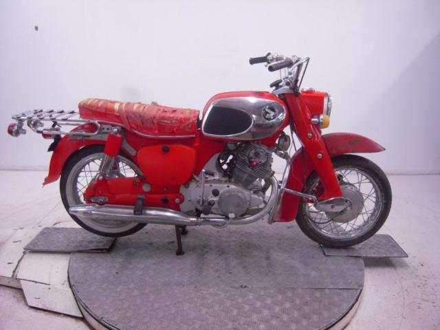 1965 Honda CA78 305 Dream Unregistered US Import Barn Find Classic Restoration
