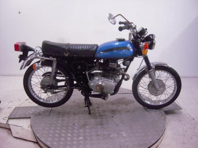 1974 Honda CL200 Unregistered US Import Barn Find Classic Restoration Project