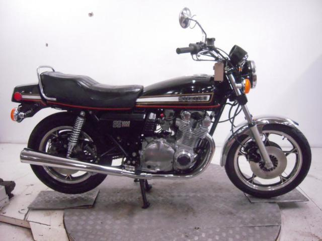1978 Suzuki GS1000 Unregistered US Import Barn Find Classic Restoration Project