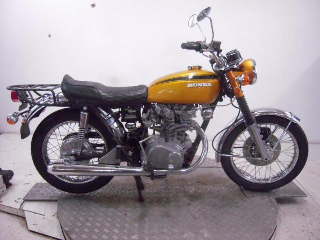 1971 Honda CB450K4 Unregistered US Import Barn Find Classic Restoration Project
