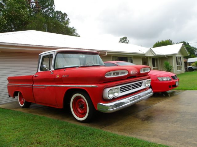 Chevrolet 1960 Apache C10 Short Wheel Base Pick Up