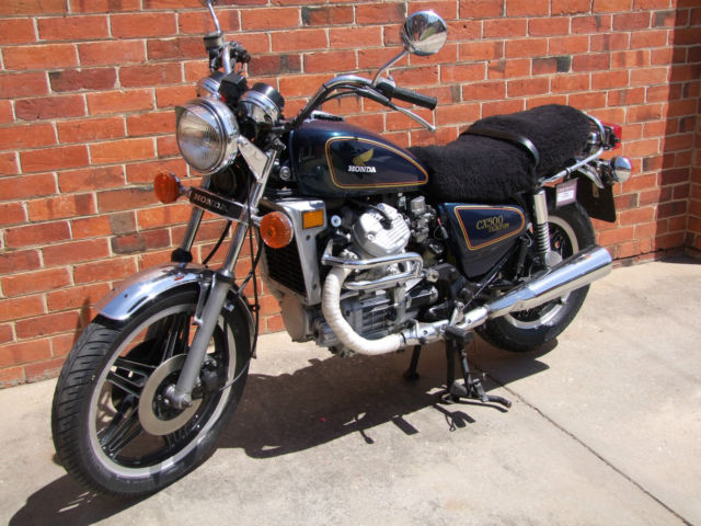 honda cx 500 motorcycle 1981 custom