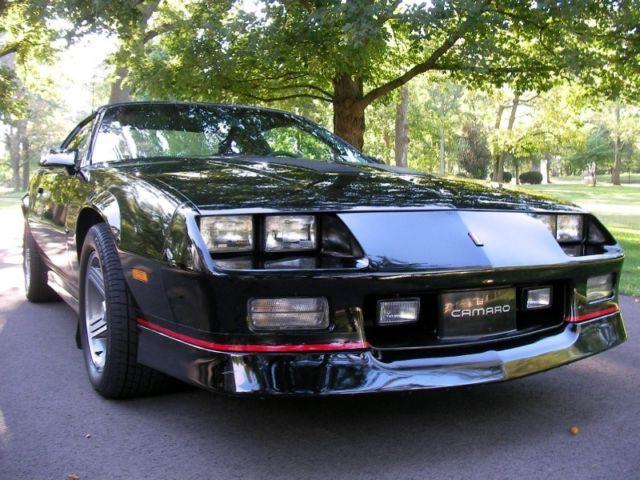 1990 Chevrolet Camaro Convertible