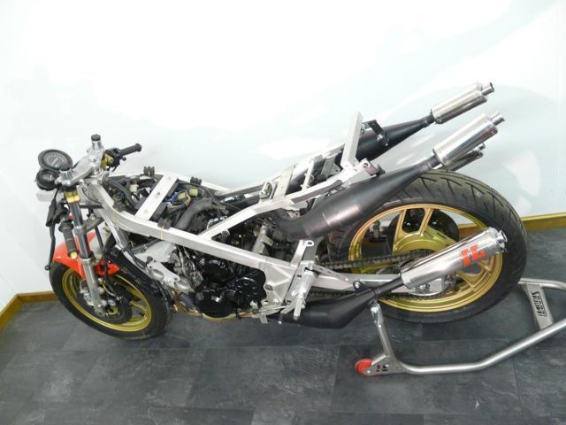 YAMAHA RZV500 TRACK BIKE, RD500, FORTUNE SPENT, PROJECT