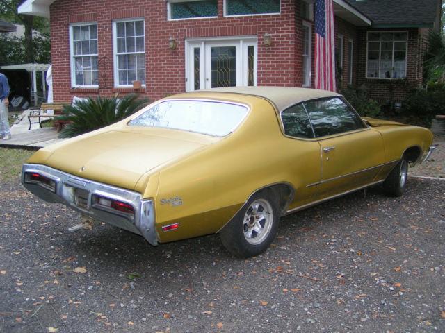 1972 Buick Skylark 350
