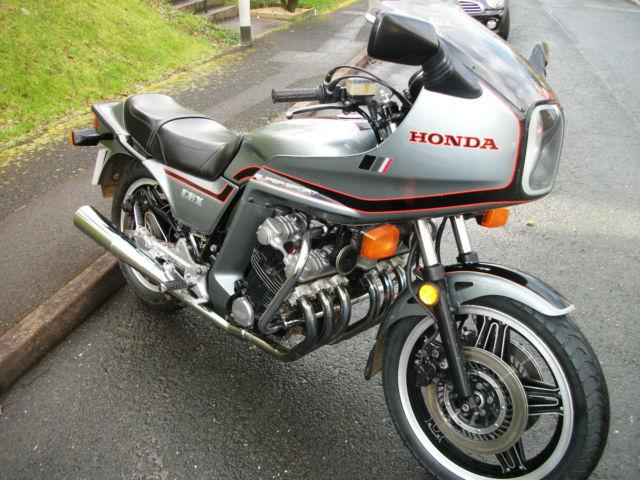 Honda CBX1000, 21K, 6 cylinders, excellent condition, 9 months warranty