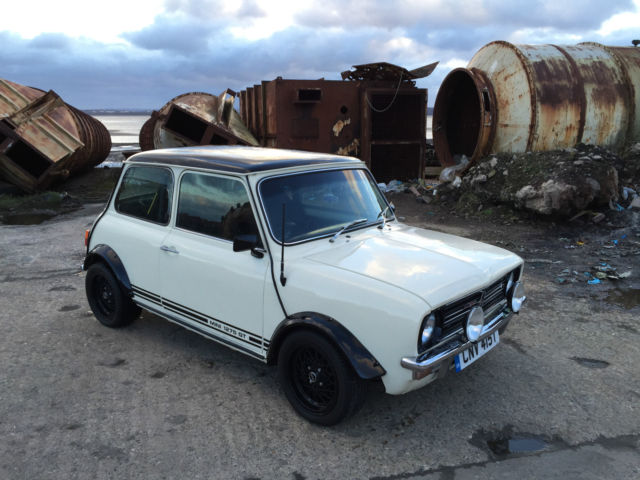 1978 Austin Morris Leyland Mini Clubman 1275 Gt 1275gt Old English