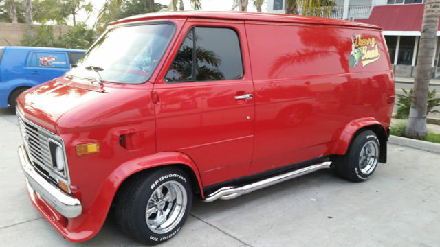 Chevy G20 Van For Sale