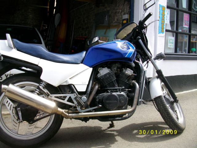1984 Honda VT500 ED Spares or Repair
