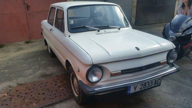 ZAZ 968 M 1990 Classic Russian CAR