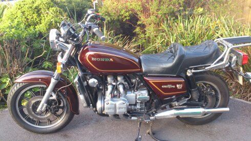 honda goldwing gl1100 gl 1100 1983 classic collectable trike project restoration