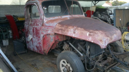 AR110 International  hot rod rat, ute,ford chev wheel fit, pick up,for project
