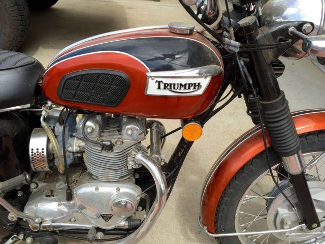 1971 Triumph Daytona