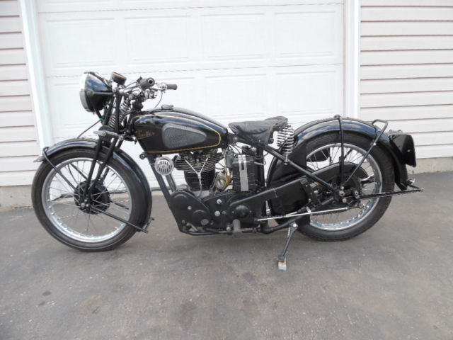 1939 Other Makes VELOCETTE KTS