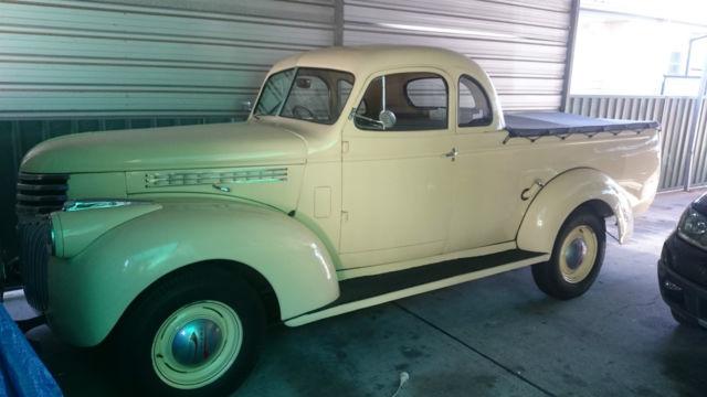 1946 Chevrolet Ute