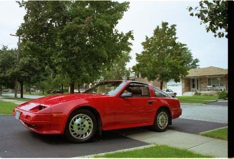 Nissan : 300ZX Turbo