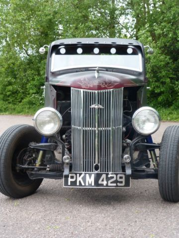 ford prefect pickup hotrod ratrod