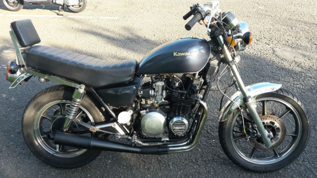 KAWASAKI ltd 550 1982