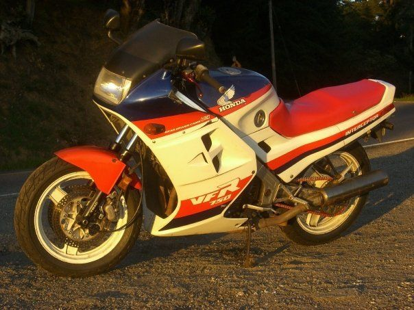 19860000 Honda Interceptor