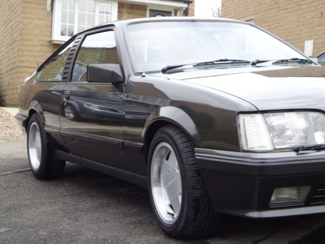 SHOW CAR  Opel Monza 3.0 GSE Auto -   MUST SELL AS MOVING -  PRISTINE