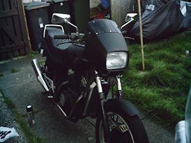 Honda VT500ED for spares or repairs