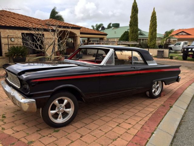 Ford compact fairlane coupe ,xm,xp,xw,xy,xa,v8,hot rod