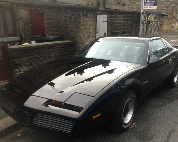 1984 pontiac firebird sport 2 8 v6 k i t t knight rider for sale keighley united kingdom automotoclassicsale com automotoclassicsale com