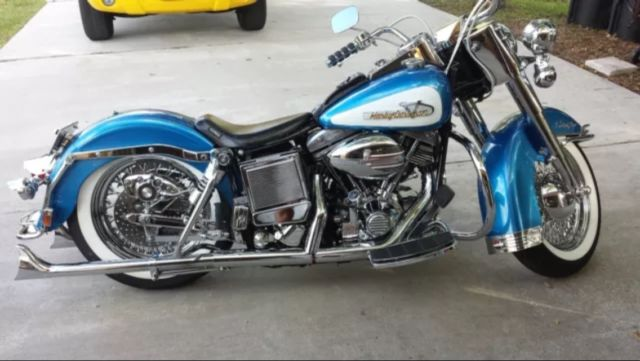 1975 Harley-Davidson Touring