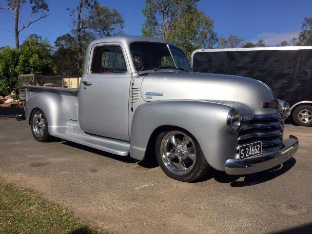 1951 Chevy Pickup - Chevrolet Pickup ** HEAD TURNER ** Chevy 1951 Pickup