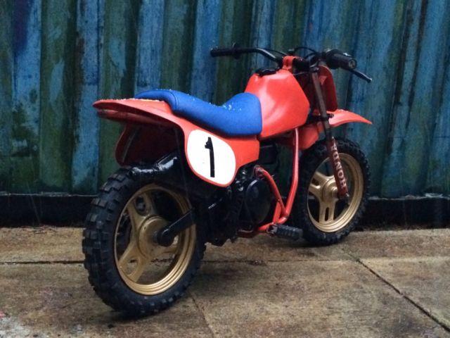 Honda QR 50 kids motorcross bike ( not yamaha PW50) For Sale