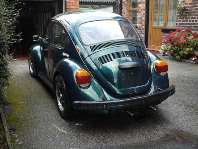 valkswagen beetle VW project